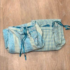 Planet Sleep Pajama Pant Set